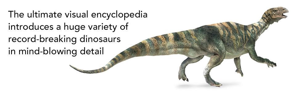 dk ultimate dinosaur handbook encyclopedia