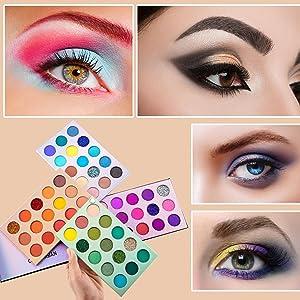 eyeshadow show