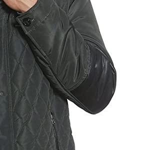 Faux-Leather Detail