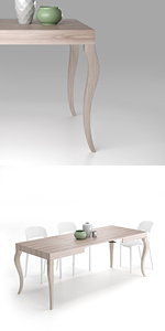 Table extensible Classico