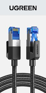 UGREEN Cat8 Ethernet Cable