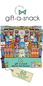 Healthy Gift a snack snack box