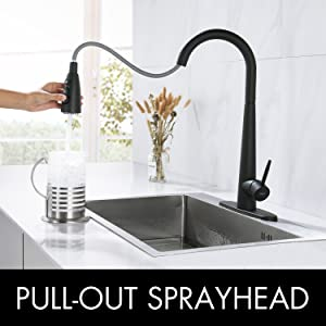 AMAZING FORCE kitchen faucet