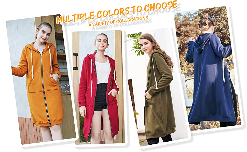 gifts oversized outerwear fleece red green coat winter zipper outfits yellow workout grey
