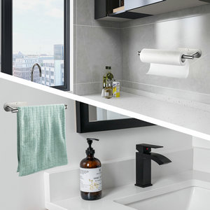 Paper Towel Holders,Paper Towels Rolls - for Kitchen,Paper Towels Bulk- Self-Adhesive Under Cabinet