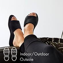 Indoor/Outdoor Slipper