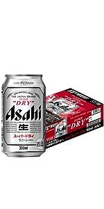 Asahi アサヒ お酒 酒 ビール スーパードライ super dry 生 辛口