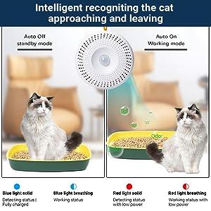 air deodorizer odor eliminator for home pet cat