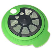 My-Cap Reusable Disc for Tassimo Brewers - Silicone Cap and Stainless Steel Filter