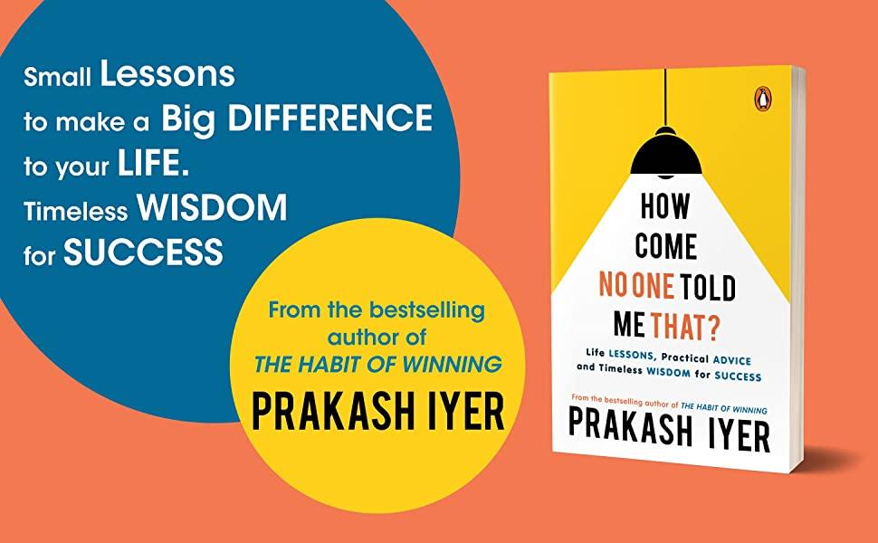 From the author of The Habit of Winning, self help, business, personal growth, success
