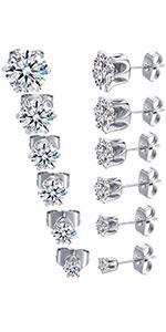 earrings,stud earrings,earrings for women,cubic zirconia earrings ,cubic zirconia earrings