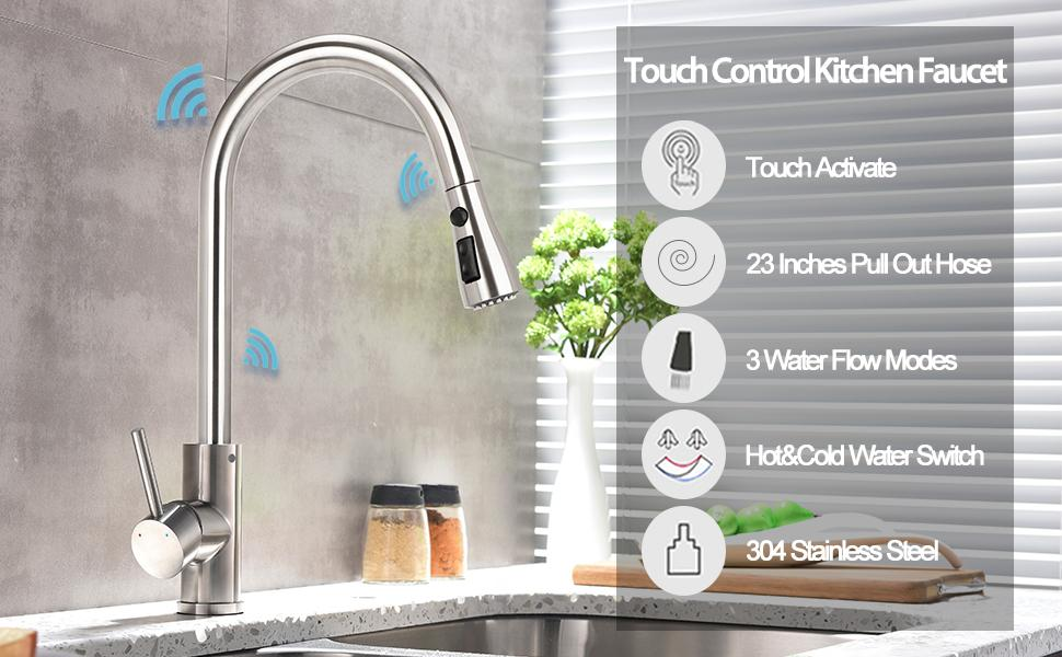 Beeka Beeka Smart Faucet main pic