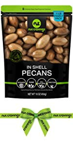 in-shell pecans