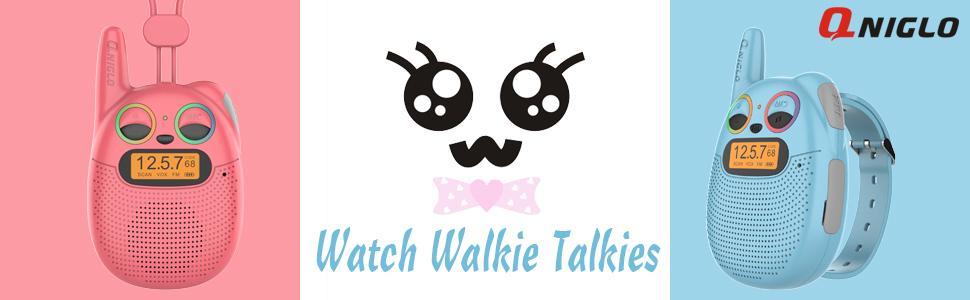 Q136-1 kids walkie talkies
