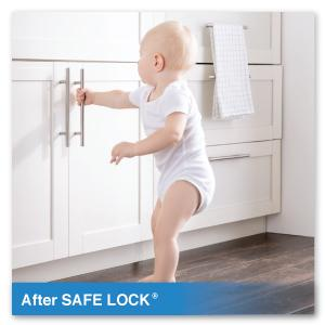 After Roving Cove Safe Lock