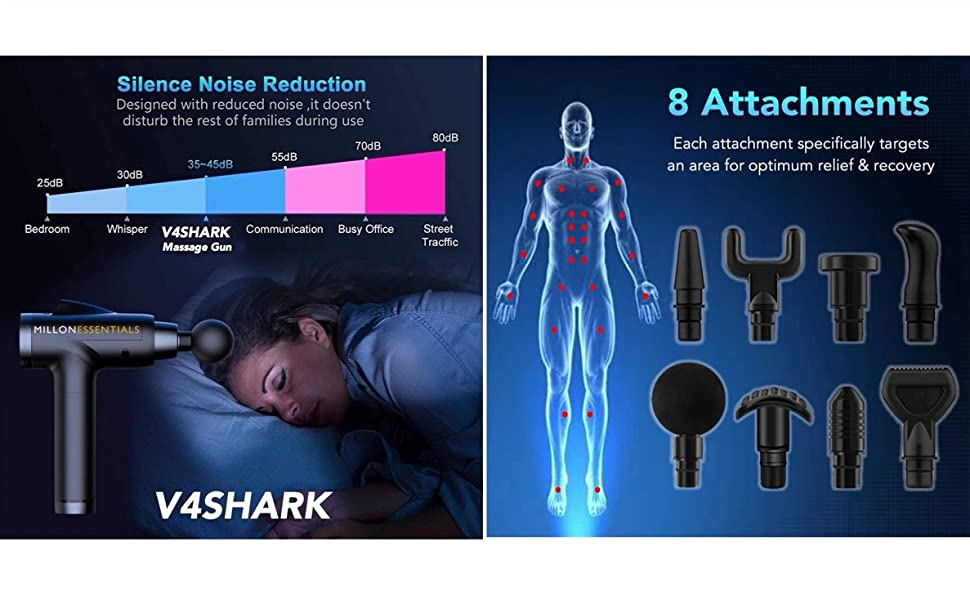 Massage Gun Specifications