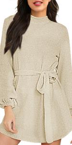 B08HQL7L8K Sweater Dress