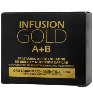 Trattamento lucentezza e nutrizione Infusion Gold