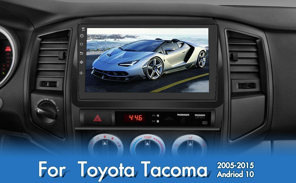 toyota tacoma radio