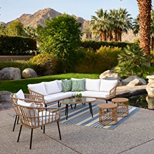 Quality Outdoor Living Wicker Furniture