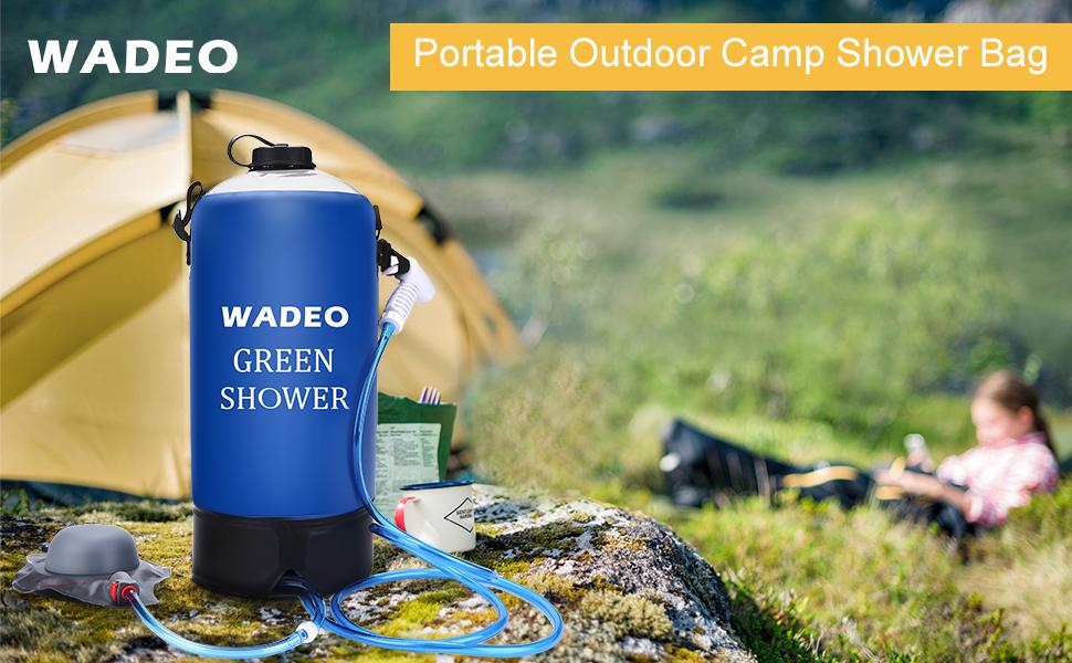 camp shower