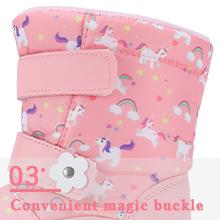 convenient magic buckle