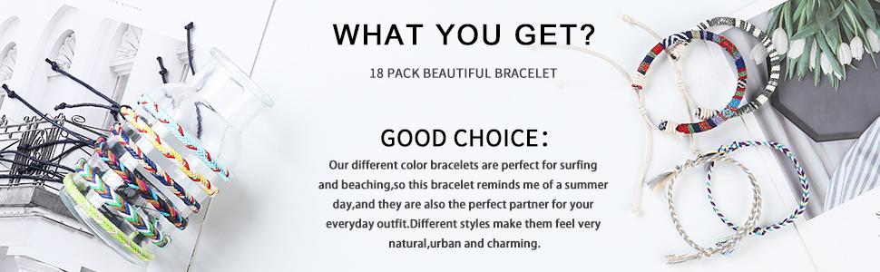 braided bracelet women