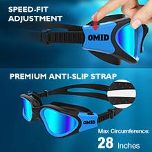 polarized swim goggles