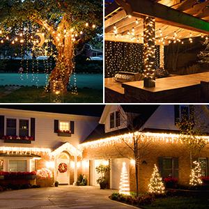 solar lights outdoor garden