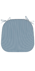 LVTXIII Indoor/Outdoor Seat Cushions, Patio Chair Pads with Tie for Home and Patio Garden Decoration