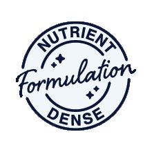 Nutrient Dense Formulation
