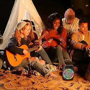 EARISE D51 camping