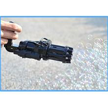Non-toxic Leak-proof Automatic Bubble Machine Outdoor Toys for Boys and Girls Electric Bubble Gun