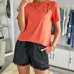 jeans shorts for women summer shorts for women casual shorts for women