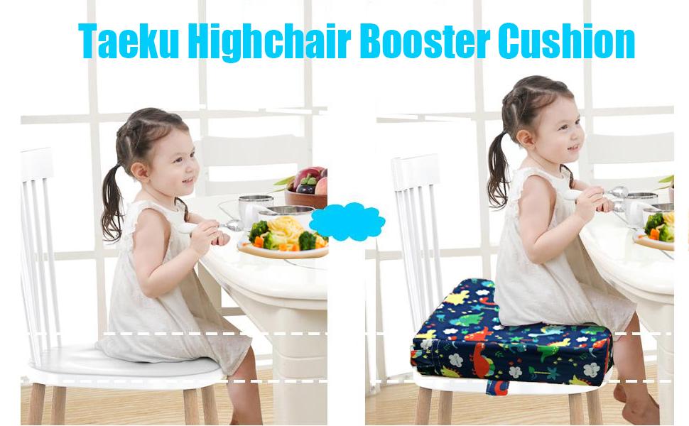 Toddler Booster Cushion Seat Cushion Kids