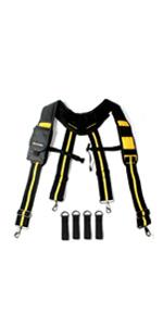 MELOTOUGH men suspenders