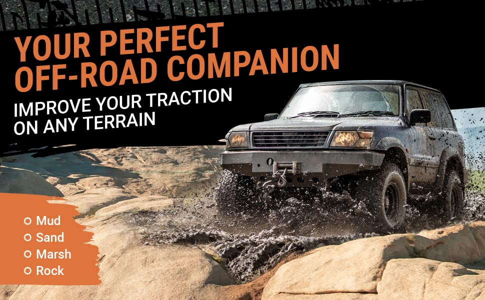 Your Perfect Off-Road Companion