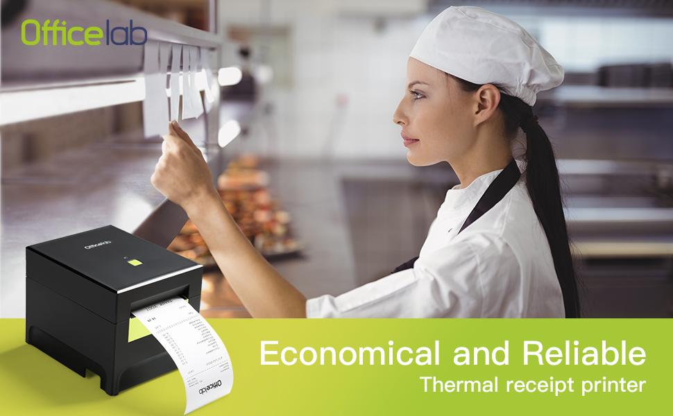 PR02002 thermal receipt printer