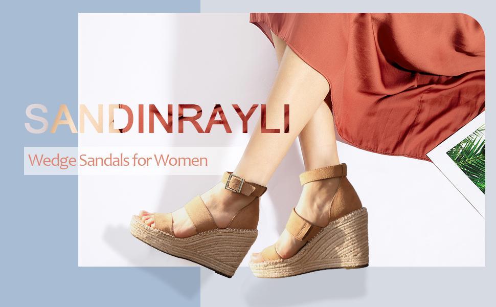 women wedges sandals