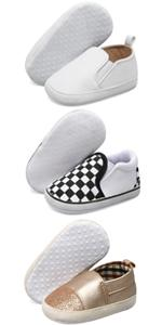 JOINFREE baby boys and girls shoes toddler walking shoes