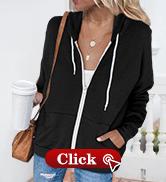 zip up hoodies
