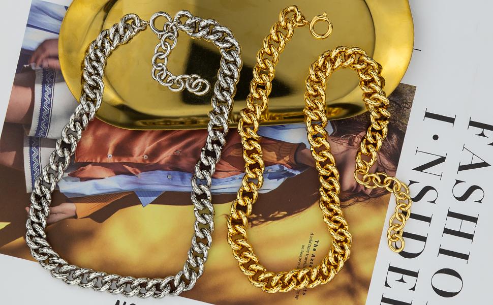 Chuncky necklace
