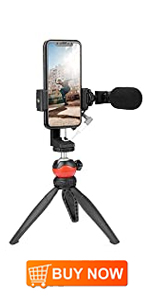EACHSHOT Mircophone for Camera