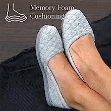 Memory Foam Cushioning