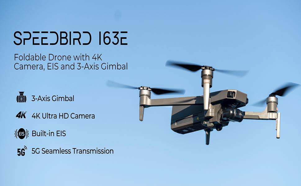 Speedbird I63E Intro