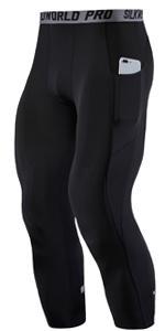Mens Compression Pants