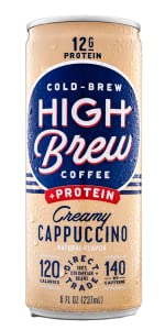 High Brew Creamy Cappuccino
