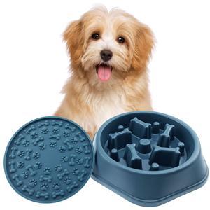 Slow Feeder Dog Bowls Lick Pad