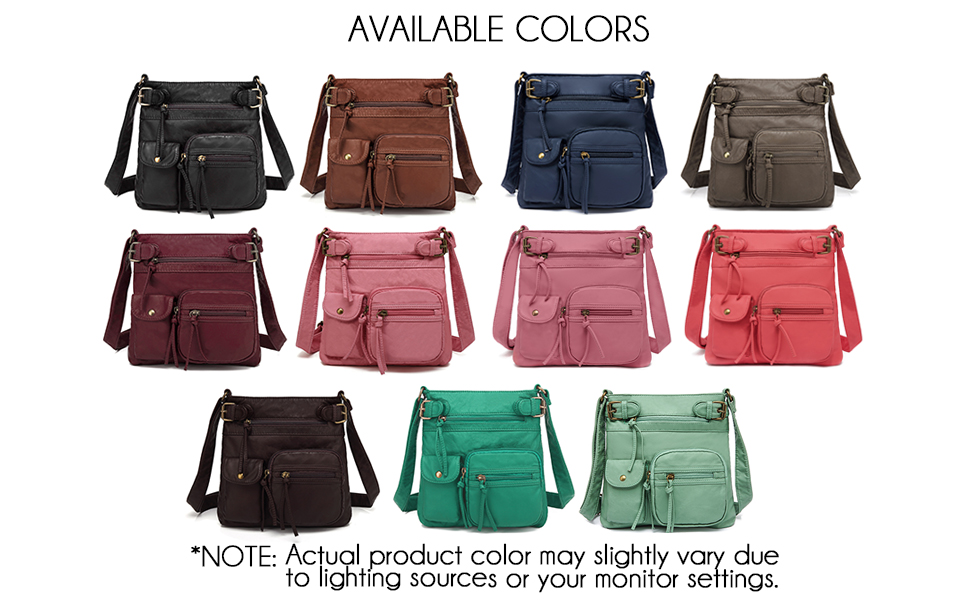 many color to choose such as pink, blue, black, coffee brown, brown, red, burgundy and green