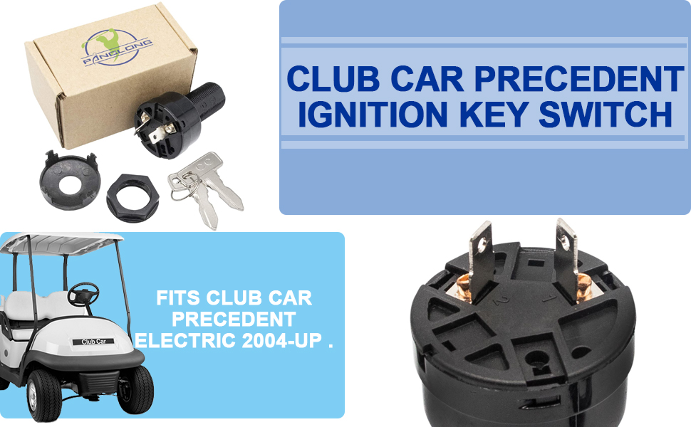 Ignition Key Switch Suit